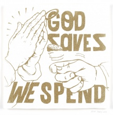God Saves - We Spend