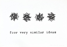 Four Very Similar Ideas